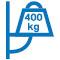 400 кг