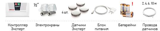 состав комплекта