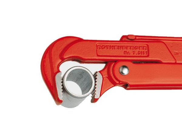 e068a7457c5e Газовый ключ Rothenberger 90° 2